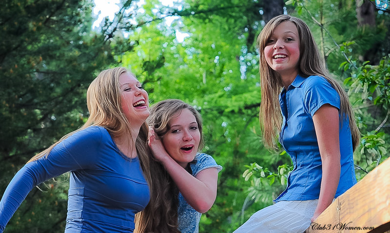 How Sisters Grow Into Friends - Encouraging Strong Bonds Between Girls