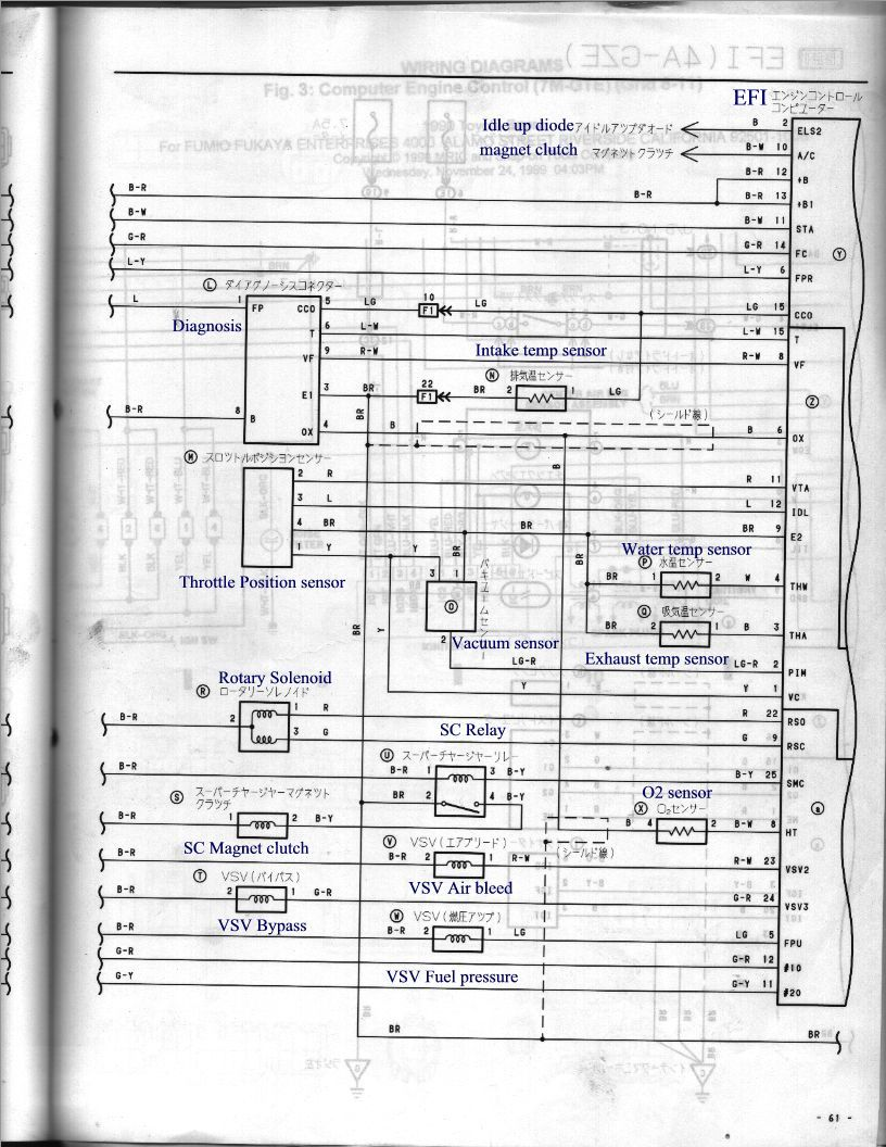 6 pin to 4 wiring diagram  | 598 x 1393