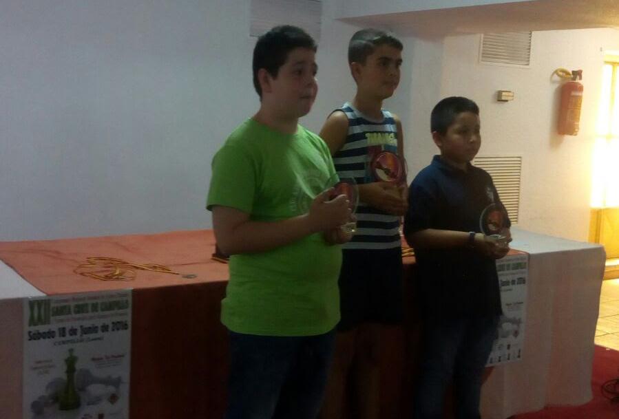 Campeones Promocion Campillo