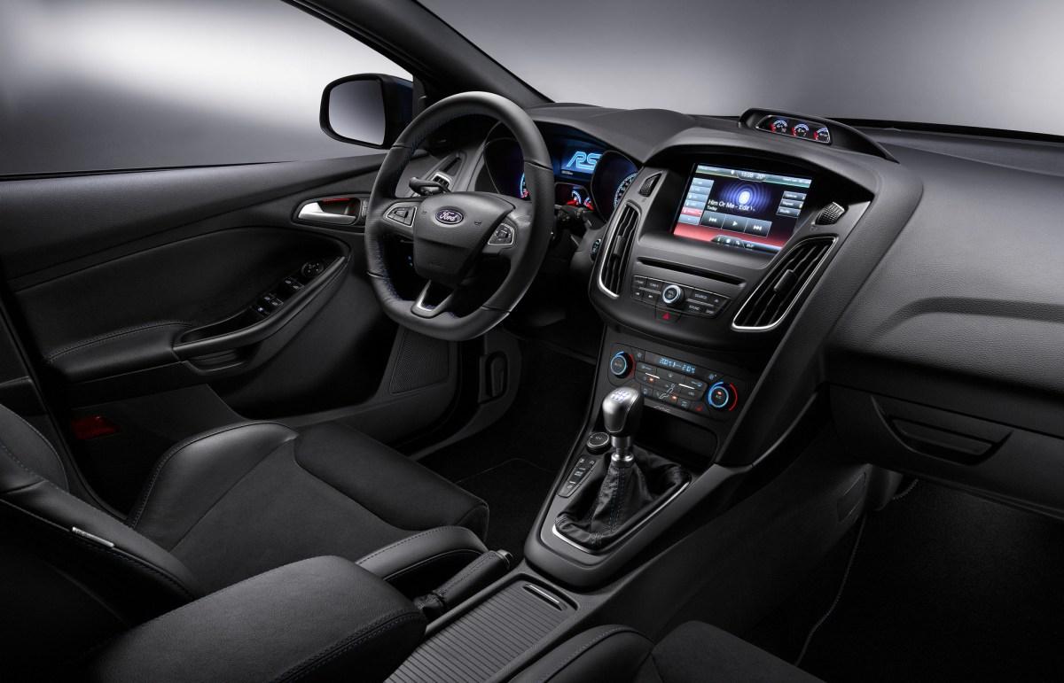 Interior Ford Focus RS