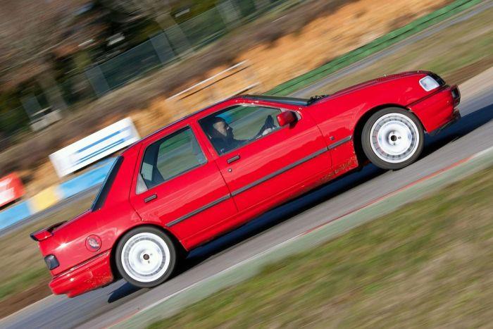 Fod Sierra Cosworth 2wwd