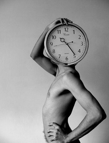 Life is Time. Vida es Tiempo.