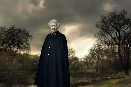 Annie Leibovitz Queen Elizabeth II