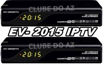 EVOLUTIONBOX EV-2015HD IPTV