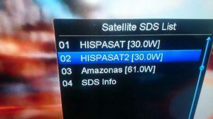 SDS HISPASAT