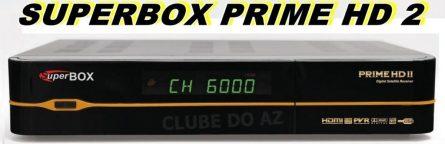 SUPERBOX PRIME HD 2