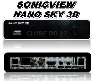 sonicView Nano Sky 3D
