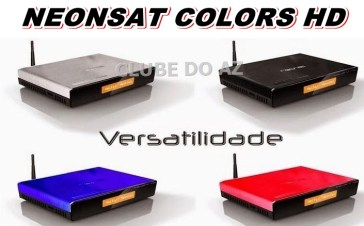 NEONSAT COLORS HD