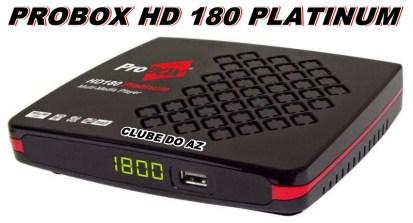 PROBOX HD 180 PLATINUM