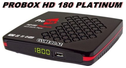 PROBOX HD 180 PLATINUM