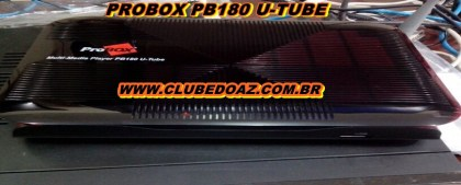 probox pb 180 utube