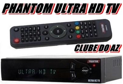 PHANTOM ULTRA HD TV