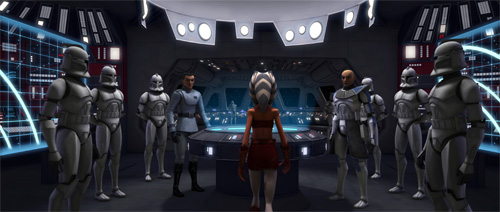 The Clone Wars: Storm Over Ryloth