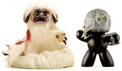 The One-Armed Wampa and Death Star