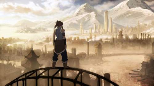 'The Legend of Korra'