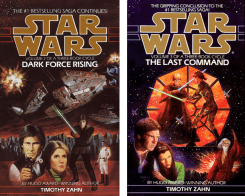 BREAKING NEWS: 2 out of 3 Thrawn trilogy books still have awful covers.