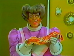 Harvey Korman in the Holiday Special