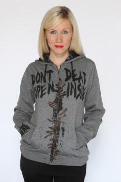 'Dead Inside' hoodie