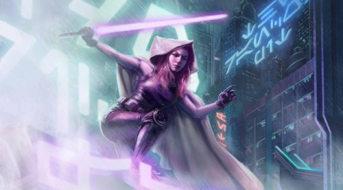 Imperial Mara Jade from TCG