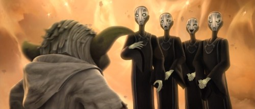 TCW: Lost Missions Trailer #1 (Yoda and the… Mortis Mimes?)