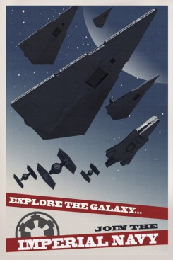 Rebels poster (Empire)