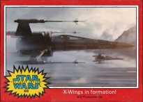 TFA trading card: X-wings