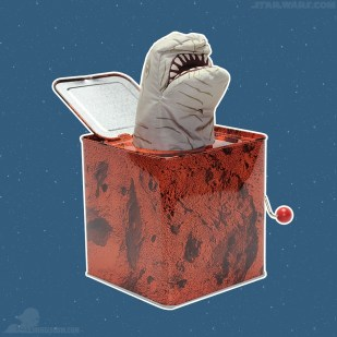 Space slug-in-the-box (Celebration Anaheim store)