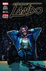 Lando #1 (2nd printing)