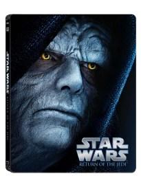 ROTJ Steelbook Blu-ray
