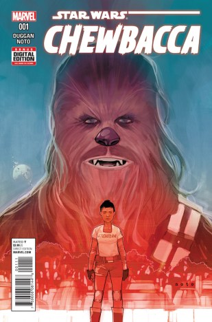 Chewbacca #1 (of 5)
