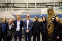 @KensingtonRoyal: Thank you @starwars for a fantastic day @PinewoodStudios!