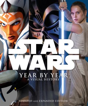 Star Wars Year By Year: Updated Edition (cover)