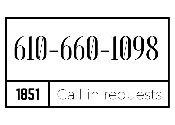 CALL IN!