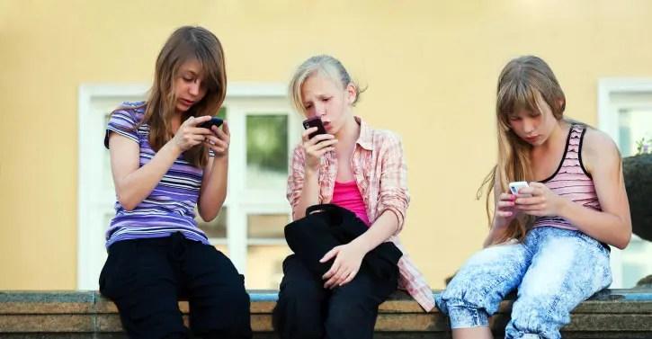 copii smartphone