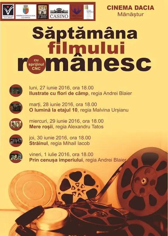 saptamana filmului romanesc