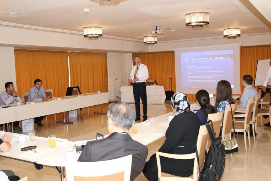 workshop doctoral
