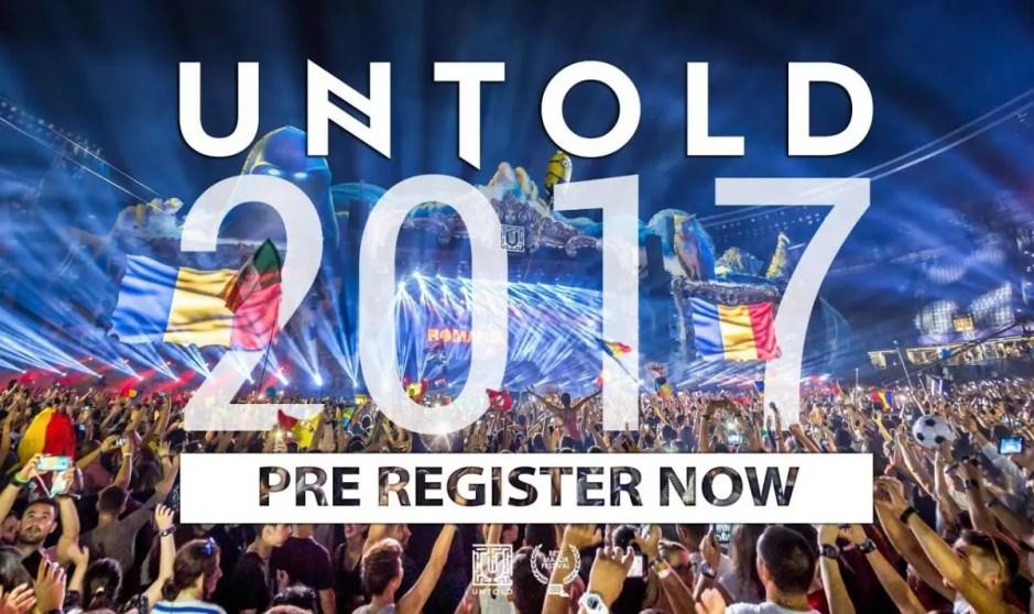 UNTOLD 2017