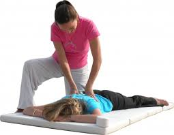 massage au sol