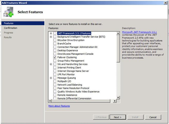 Step-by-Step: Configuring a 2-node multi-site cluster on Windows Server 2008 R2 – Part 1 (1/6)