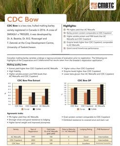 CDC Bow
