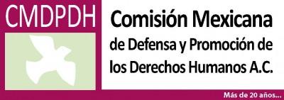 CMDPDH expondrá ante CIDH situación de DDHH en México