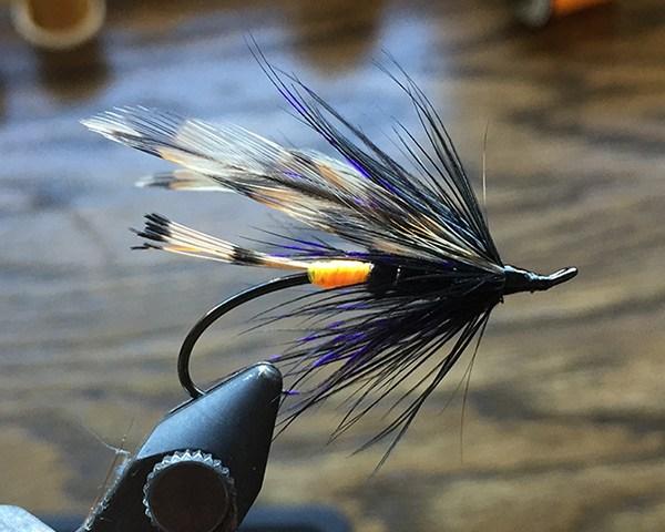 Tying Flies