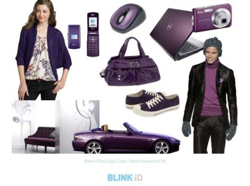 Belkin iPod Case Color Trend Research