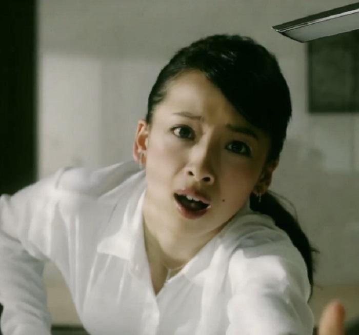 シーエム 女優 アイフル