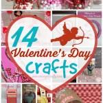 Valentine's Crafts Roundup