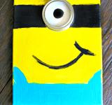 Minions Kid's Craft