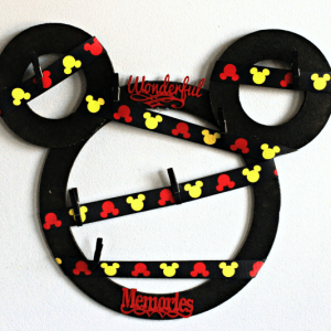 DIY Disneyland Memories Photo Board