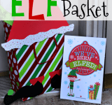 Make Your Own Elf Basket