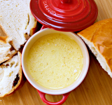 Bagna Cauda ~ Perfect Garlic Dip for Fall