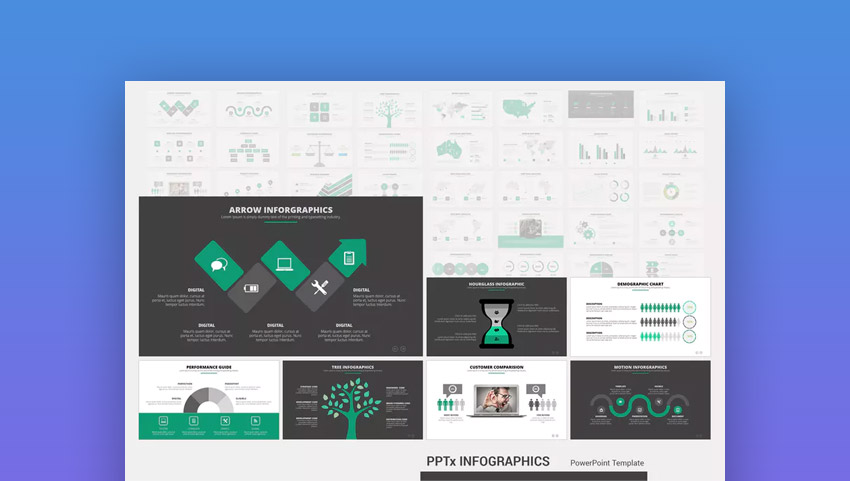 15 best powerpoint presentation templateswith great infographic pptx infographics powerpoint presentation design toneelgroepblik Choice Image